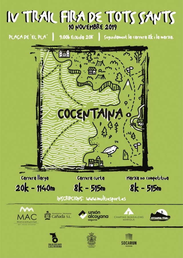 SOCA-RUN CLUB D'ESPORTS DE MUNTANAYA organize the mountain athletics race