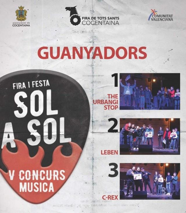 Sol a Sol Winners Contest