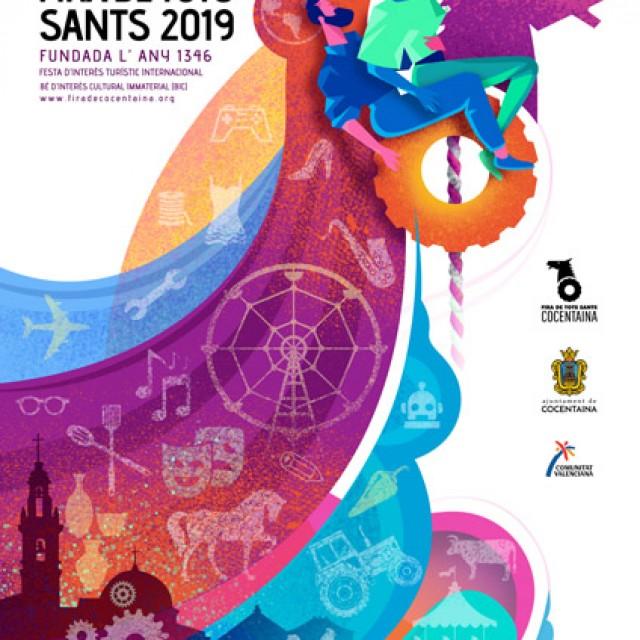 Empieza la cuenta atrás para la 673 edición de la Fira de Tots Sants