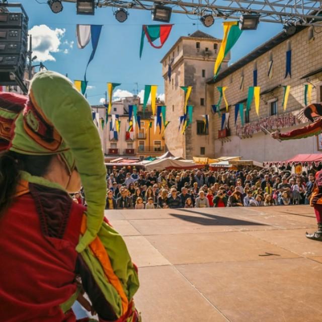 La Fira de Tots Sants habilitará espacios para personas con movilidad reducida durante las actuaciones