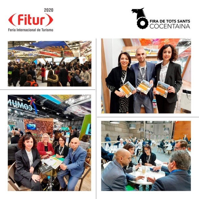 Cocentaina very present in FITUR 2020