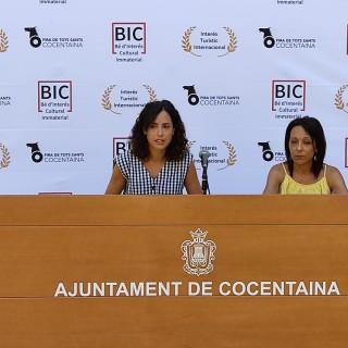 La Fira de Cocentaina busca formatos alternativos a la celebración tradicional