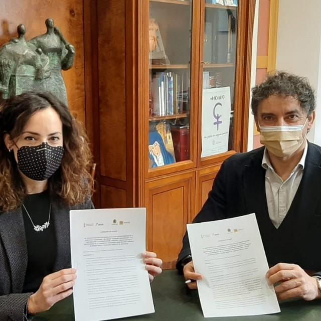 El Ayuntamiento de Cocentaina y Turismo Comunidad Valenciana formalizan su convenio de colaboración
