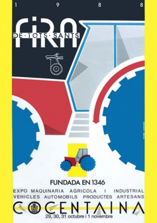 Cartel Any 1988