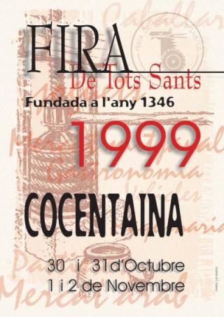 Cartel Año 1999