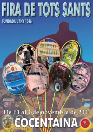 Cartel Año 2001