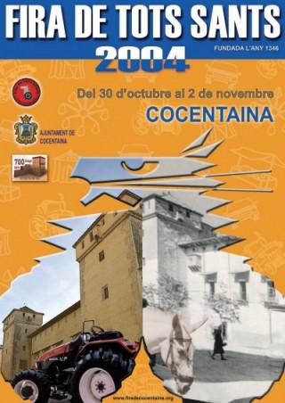 Cartel Año 2004