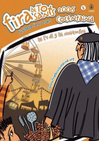 Cartel Año 2006