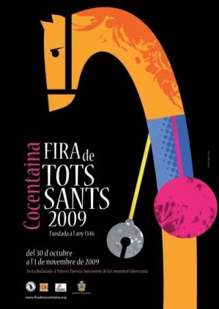 Cartel Año 2009