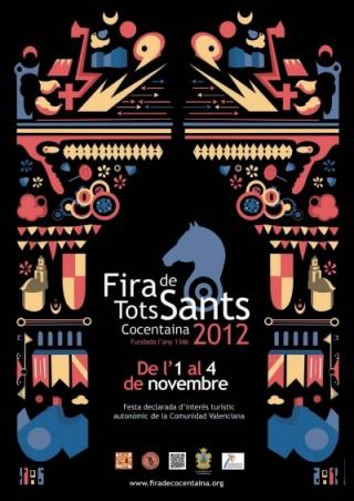 Cartel Año 2012