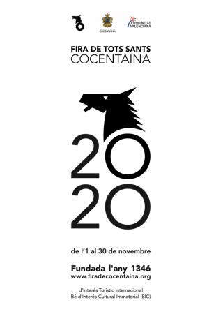 Cartel Año 2020
